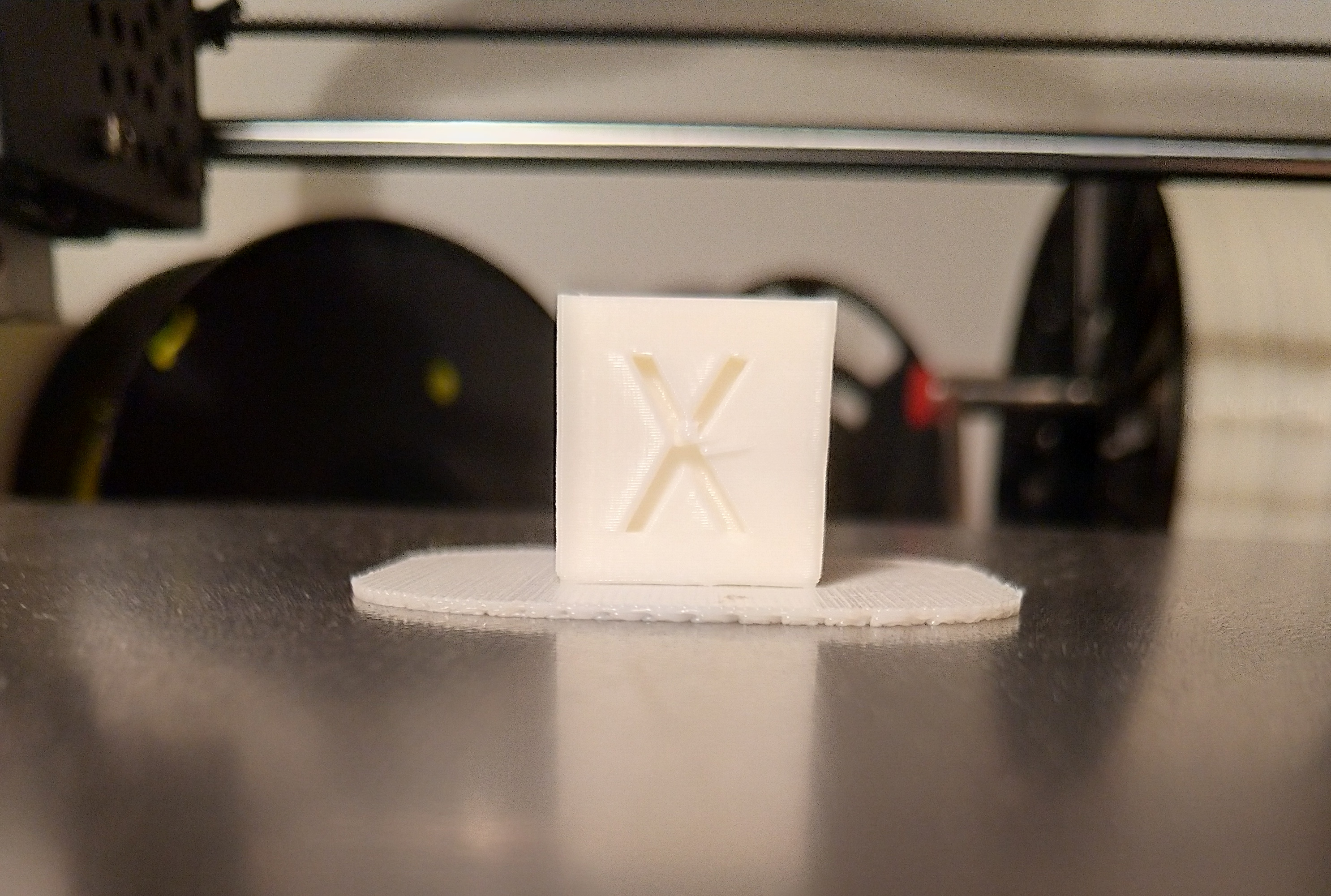 Print ABS on a Anycubic i3 Mega without warping or bending